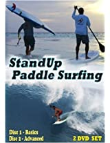 101-301 Stand Up Paddle Surfing- 2 Disc set