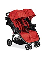 Combi Fold N Go Double Stroller, Salsa By Combi