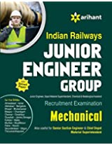 Indian Railways Junior Engineer MECHANICAL Recruitment Exam