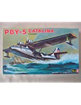 Pby-5 Catalina Flying Boat Model By Revell (1/72 Scale)