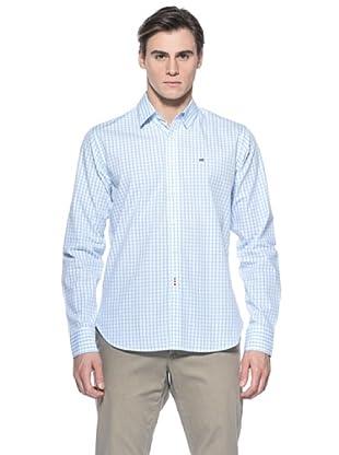Mistral Camisa Tony (Azul / Blanco)