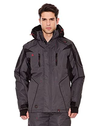 Geographical Norway/ Anapurna Chaqueta de Esquí Wintage Jacket (gris oscuro)