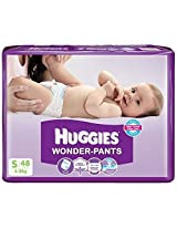 Huggies Wonder Pants Diapers (Small) - 48 Count