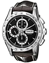 Hamilton Men's H32816531 Lord Hamilton Black Day Date Chronograph Dial Watch