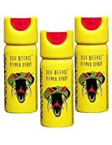 Cobra Pepper Spray Magnum EM (Pack Of Three)