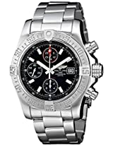Breitling Men's BTA1338111-BC32SS Avenger II Analog Display Swiss Automatic Silver Watch