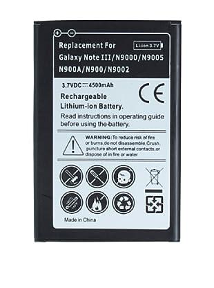 Beja Batería de repuesto para Samsung Galaxy Note 3
