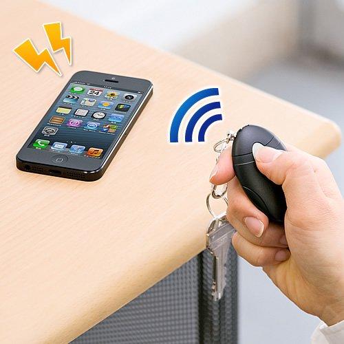 iPhone用置き忘れ防止Bluetoothアラームタグ(400-BTSL001)