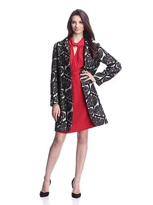 MARNI Women's Jacquard Coat (Multi)