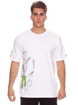 Monster Energy Camiseta Crisis (Blanca)