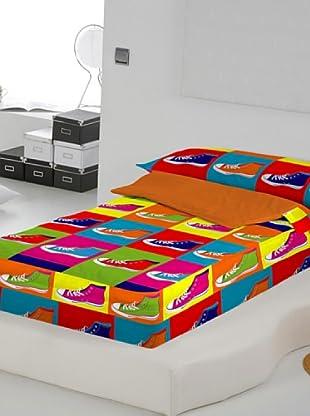 Naturals Saco Nórdico Sin Relleno Zapatillas (Multicolor)