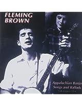 Appalachian Banjo Songs And Ballads