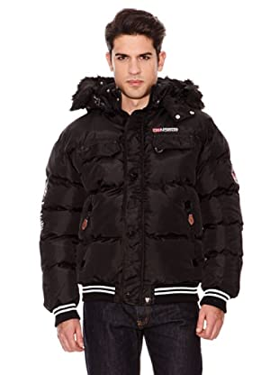 Geographical Norway/ Anapurna Plumífero Benny L New (negro)