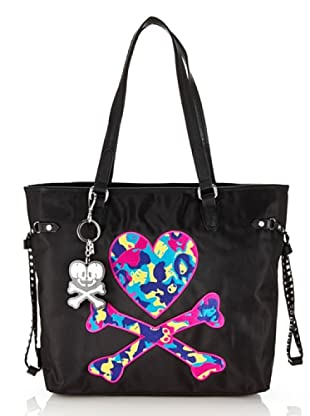 Tokidoki Shopping Bag Galaxia schwarz