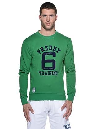 Freddy Sudadera Emotion (Verde)