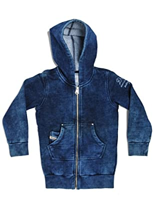 Diesel Kid Sweatshirtjacke Svibet (Blau)