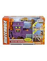 Matchbox Cliff Hanger Haunted House Playset