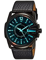 Diesel Diesel Chi Analog Black Dial Men's Watch - DZ1657I