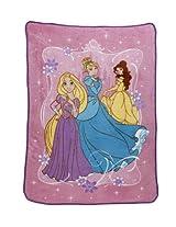 Disney Princess Dress to Shine Coral Fleece Blanket