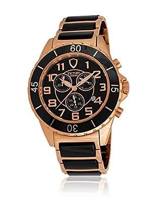 Victory Reloj V-Chairman Negro / Oro Rosa