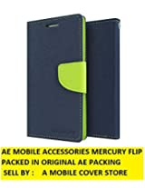 AE Mercury Folding Flip Folio PU Leather with 4 card slot Stand Case Cover for Samsung Galaxy Tab E 9.6 T560 T561 Android Tablet,BLUE GREEN