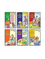 Rasprad Bodhkathao (Guj.) Combo of 6 Books