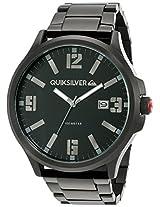 Quiksilver Analog Black Dial Men's Watch - QS-1002-BKTI