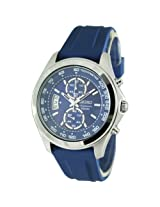 Seiko Chronograph Blue Dial Men's Watch - SNN261P1