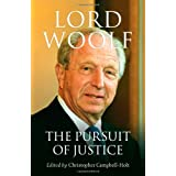 The Pursuit of JusticeLord Woolf�ɂ��