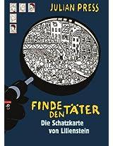 Finde den Täter - Die Schatzkarte von Lilienstein: Band 8