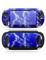 Protective Vinyl Skin Decal Cover For Ps Vita Psvita Playstation Vita Portable Sticker Skins Lightning Storm