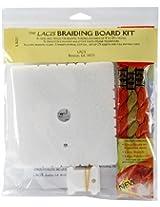 Kumihimo Braiding Board Kit-24 Slot