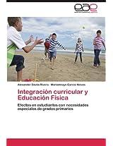 Integracion Curricular y Educacion Fisica