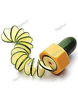 Creative Nut Scew Design Cucumber Slicer - Assorted Color HKI-338714
