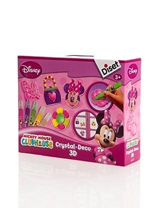 Diset Minnie Crystaldeco 3D