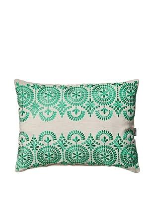 Kas Frenti Pillow (Emerald)