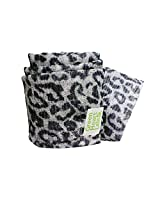 Body Acne Exfoliating Cloth By Green Heart Labs, Exotic Animal Print