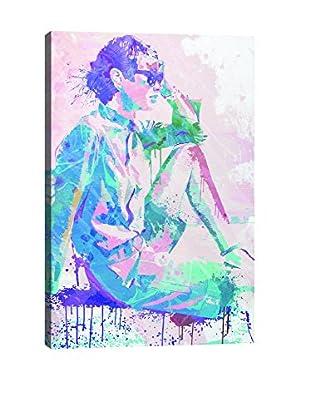 Tyrone Feeling The Breeze Giclée on Canvas