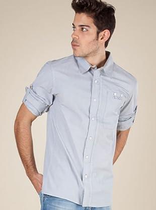 G-Star Camisa destin (Azul)