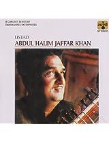Instrumental: Sitar from Ustad Abdul Halim Jaffar Khan