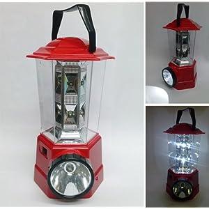 Bulfyss Pink Rechargeable Emergency LED Lantern