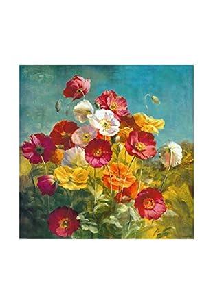 LegendArte  Wandbild Feldblumen