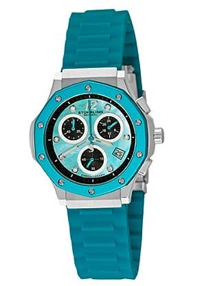 STÜRLING ORIGINAL 180R.1116II93 - Reloj de Señora movimiento de cuarzo con correa de silicona