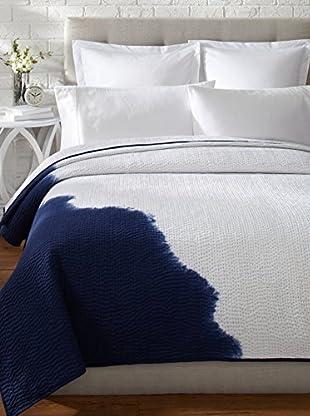 Better Living Dip-Dye Quilt (Indigo)