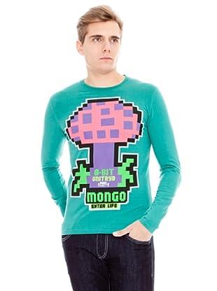 Unitryb Camiseta Manga Larga (Verde)