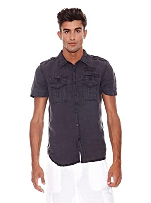 Lenny & Loyd Camisa Mirage (Gris Oscuro)