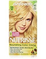 Garnier Nutrisse Hair Color, 93 Light Golden Blonde Honey Butter