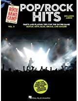 Pop/Rock Hits - Rock Band Camp Songbook: Book with Audio: 3 (Rock Band Camp All Access)