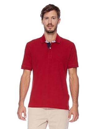 Redgreen Polo Card (Rojo)
