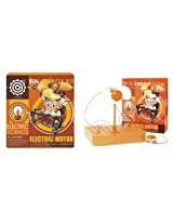 Build Your Own Motor, Electric Fan & Generator Box Kit (Age 7+)